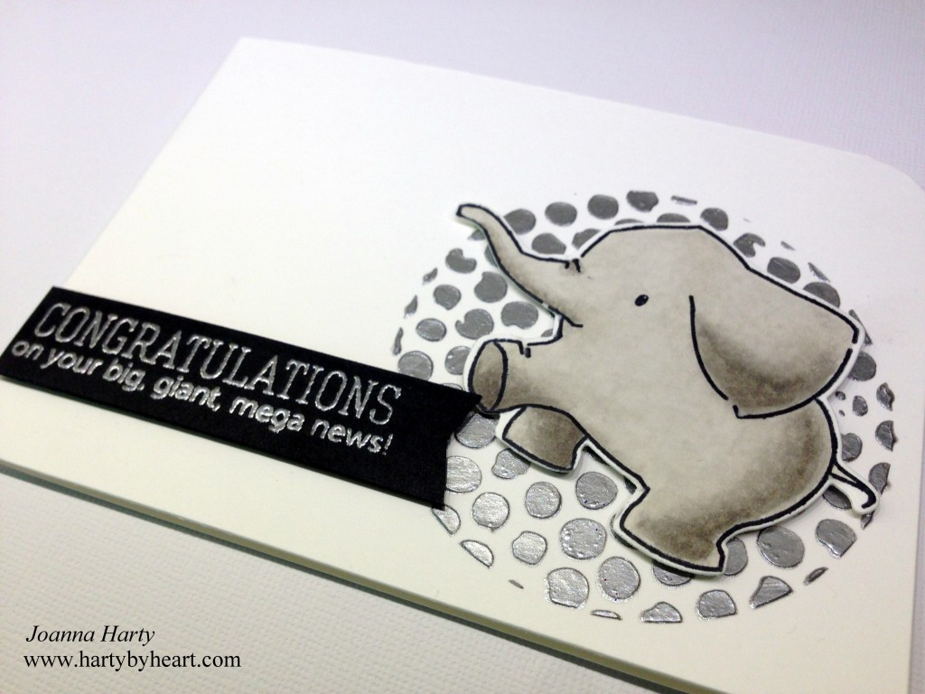 Card created by Joanna Harty using Mama Elephant