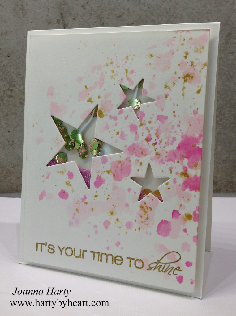 Card created by Joanna Harty using Cas-ual Fridays