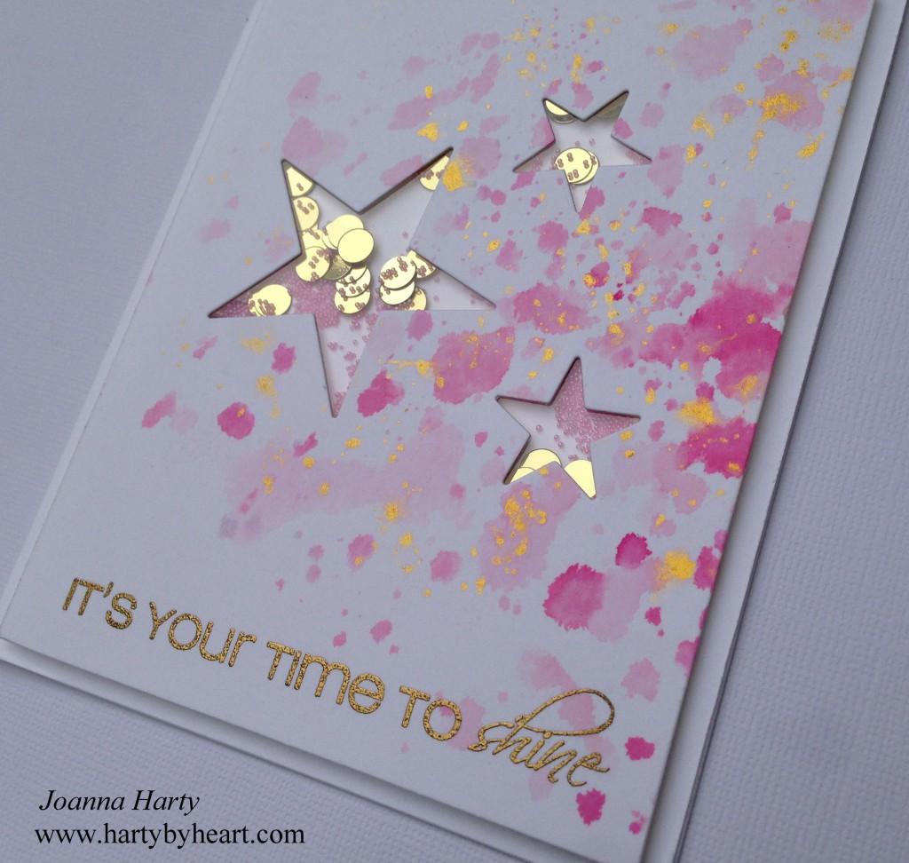 Card created by Joanna Harty using Cas-ual Fridays