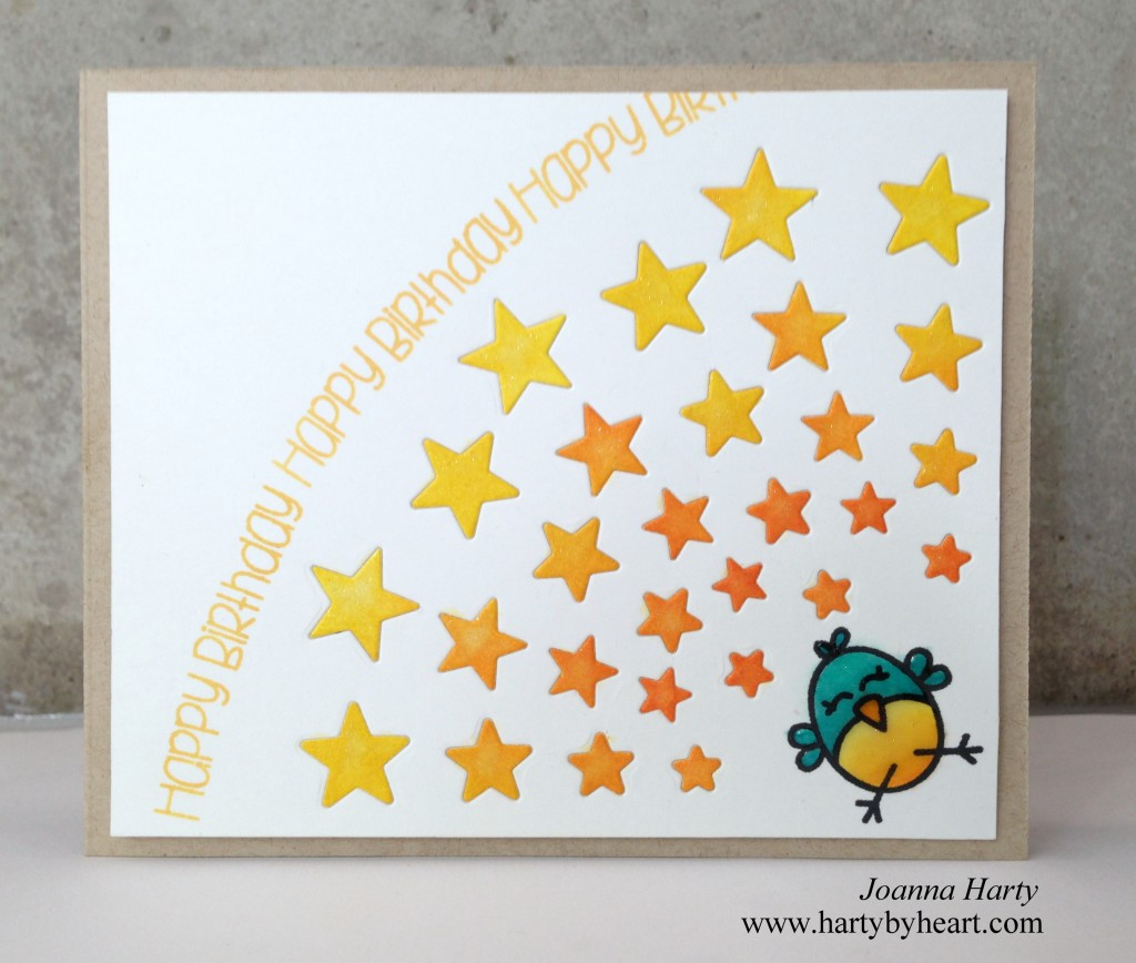 Card created by Joanna Harty using Flap Happy and Rock Solid from TAWS