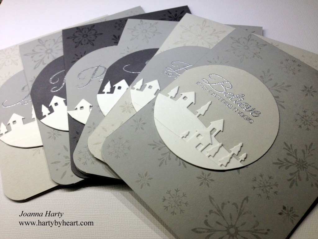 Christmas Card created by Joanna Harty, www.hartybyheart.com