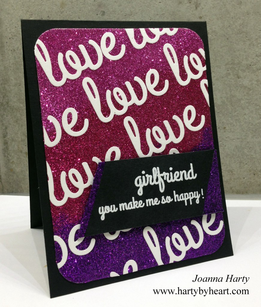 card created by Joanna Harty ( www.hartybyheart.com ) using CAS-ual Fridays Stamps