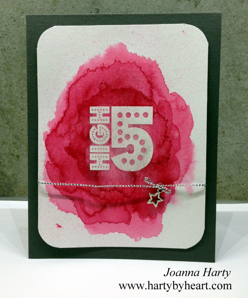 Card made by Joanna Harty usign CAS-ual Fridays Stamps